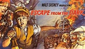 Escape from the Dark - Image: Escape from the Dark Film Poster