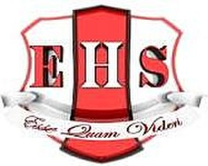 Esquimalt High School - Image: Esquimalt High School logo