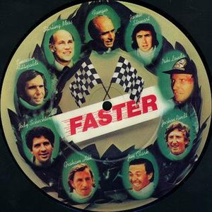 Faster (George Harrison song) - Image: Faster 7