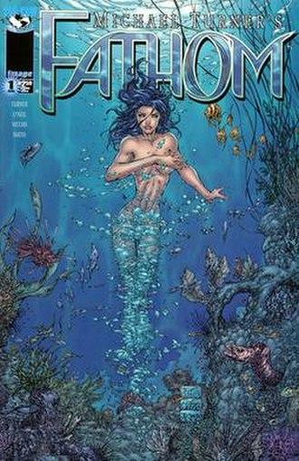 Fathom (comics) - Image: Fathom issue 1