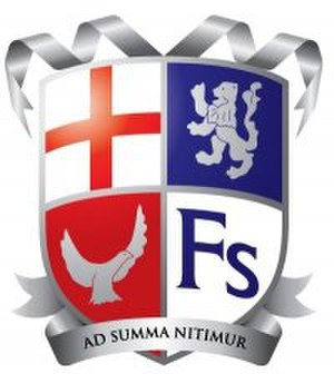 Finborough School - Image: Finborough School Logo