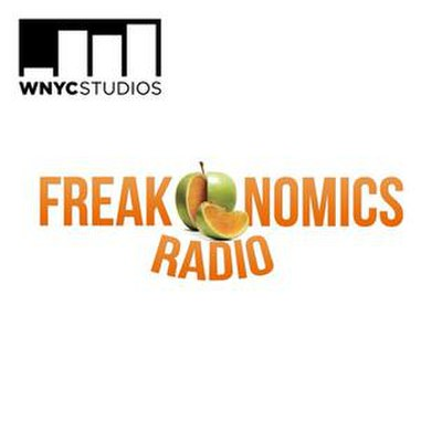 Picture of a podcast: Freakonomics Radio