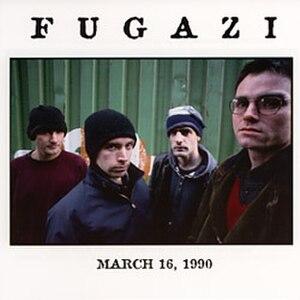 Fugazi Live Series - Image: Fugazi Live Series Vol. 21 cover