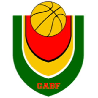 Guyana national basketball team - Image: Gabf logo