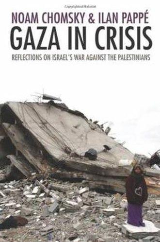 Gaza in Crisis - Book cover