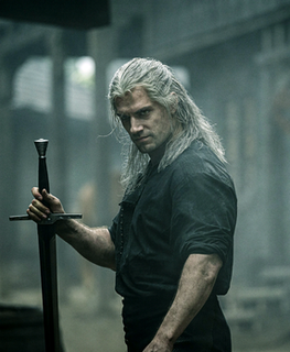 Geralt of Rivia Protagonist of The Witcher series