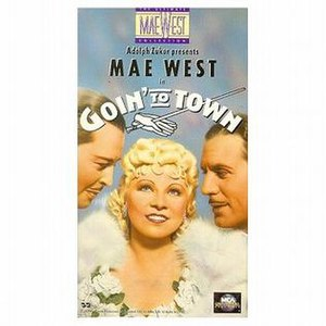 Goin' to Town - VHS cover for Goin' to Town