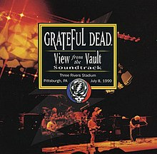 Grateful Dead - View from the Vault, Volume 1.jpg