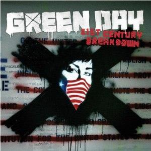 21st Century Breakdown (song) - Image: Green Day 21st Century Breakdown single cover