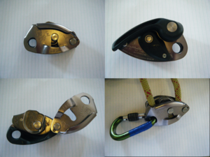 Grigri (climbing) - The Grigri 2, updated early 2011