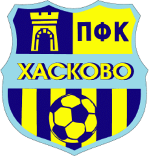 PFC Haskovo - Haskovo crest used until 2009
