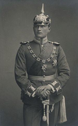 Prince Heinrich of Bavaria - Image: Heinrichofbavaria