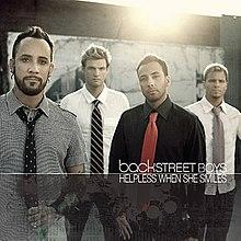 Backstreet Boys - Những Chàng Trai Làm Khuynh Đảo Thế Giới 220px-Helplesswhenshesmilescdcover