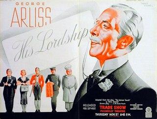 <i>His Lordship</i> (1936 film)