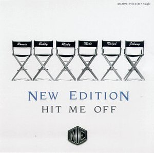 Hit Me Off - Image: Hit Me Off