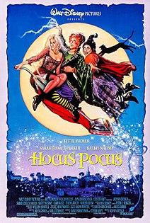 <i>Hocus Pocus</i> (1993 film) 1993 Disney Horror-Comedy film directed by Kenny Ortega