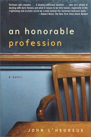 The Honorable Profession book cover