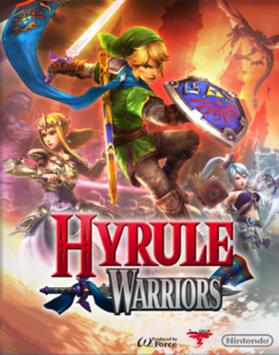 Picture of a game: Hyrule Warriors