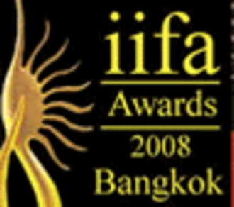 9th IIFA Awards - The official logo of the 2008 IIFA Awards