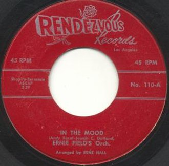 In the Mood - Image: In the Mood Ernie Fields