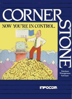 Cornerstone (software) relational database software