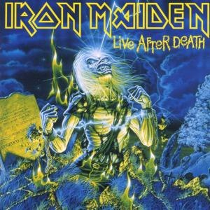 Live After Death - Image: Iron Maiden Live After Death