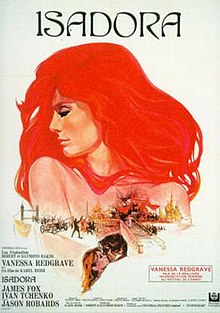 Isadora 1968 filmposter.jpg