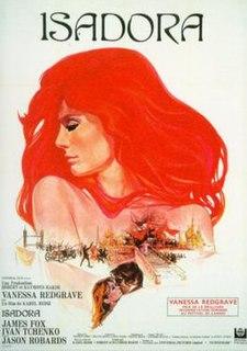 1968 biographical film by Karel Reisz