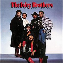 Isley brothers Go all the way album.jpg