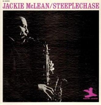 Jackie's Pal - Image: Jackie mclean steeplechase