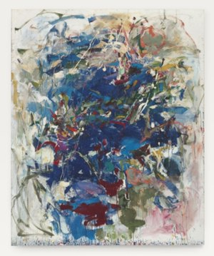 Joan Mitchell - Untitled (1960) sold at auction for $11.9 million in 2014, a record for a female artist.