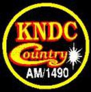 KNDC - Image: KNDC logo