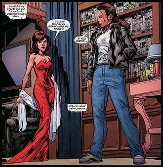 Batwoman - Image: Kate Kane 52week 7