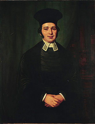 Nathan Marcus Adler - Painting of Nathan Marcus Adler (19th century, Kempf, The Jewish Museum, London)