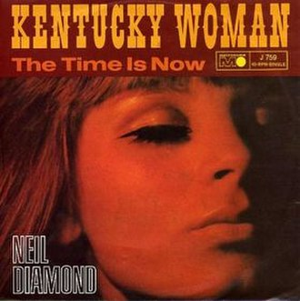 Kentucky Woman - Image: Kentucky Woman