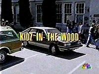 Kidz in the Wood