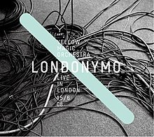LONDONYMO cover