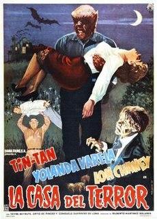 <i>House of Terror</i> (1960 film)