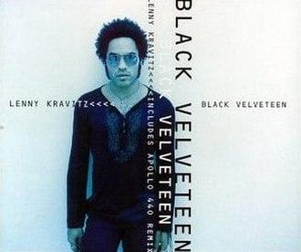 Black Velveteen - Image: Lenny Black Velveteen Orig