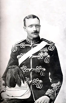 Lieutenant CJW Grant, VC, 1891. Commanded 89th and 92nd Punjabis.jpg