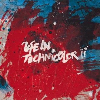 Life in Technicolor II - Image: Life in Technicolor II