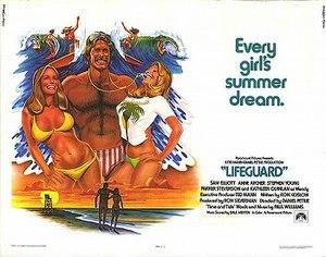 Lifeguard (film) - Image: Lifeguardfilm