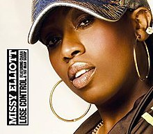 Missy Elliott featuring Ciara and Fatman Scoop - Lose Control (studio acapella)