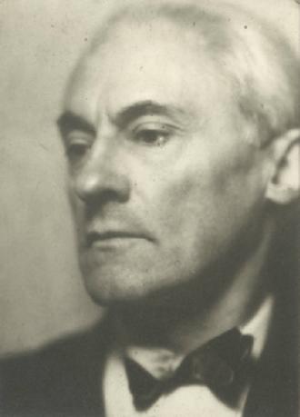 Louis Süe - Louis Süe in 1937
