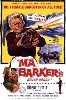 <i>Ma Barkers Killer Brood</i> 1960 film by Bill Karn