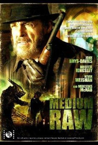 Medium Raw: Night of the Wolf - Image: Medium Raw poster
