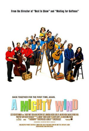 A Mighty Wind - Image: Mighty wind poster