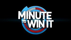 Minute to Win It - Image: Minute to win it nbc logo