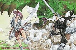 <i>Monster Hunter Orage</i>