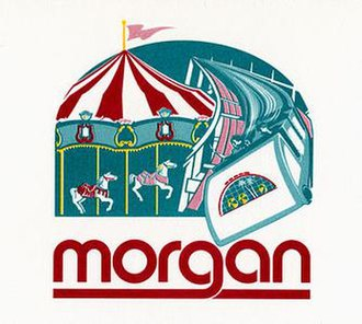 D. H. Morgan Manufacturing - Image: Morgan Logo